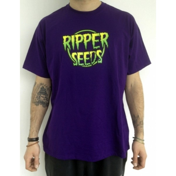Camiseta Logo Ripper Seeds - Merchandising - RipperSeeds