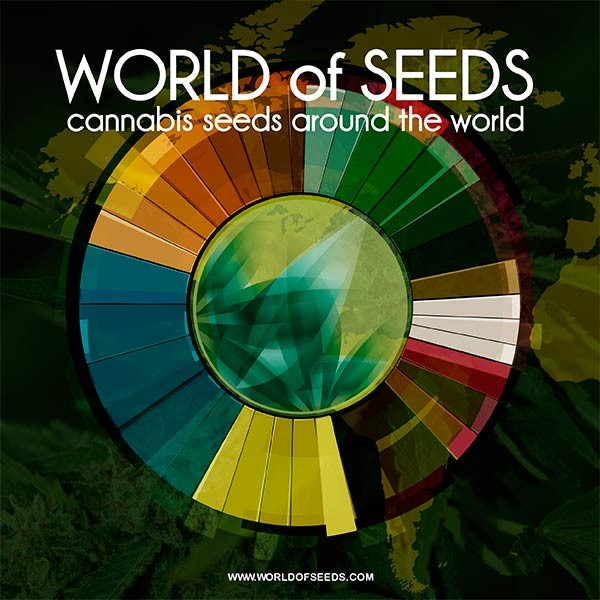 Catalog World of Seeds - Merchandising