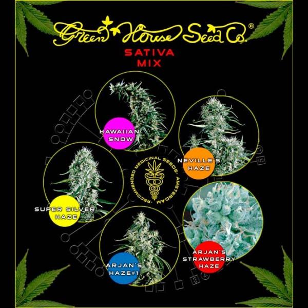 Sativa Mix - GREENHOUSE