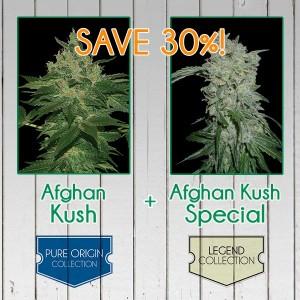 Afghan Kush Fem Pack - 6 seeds