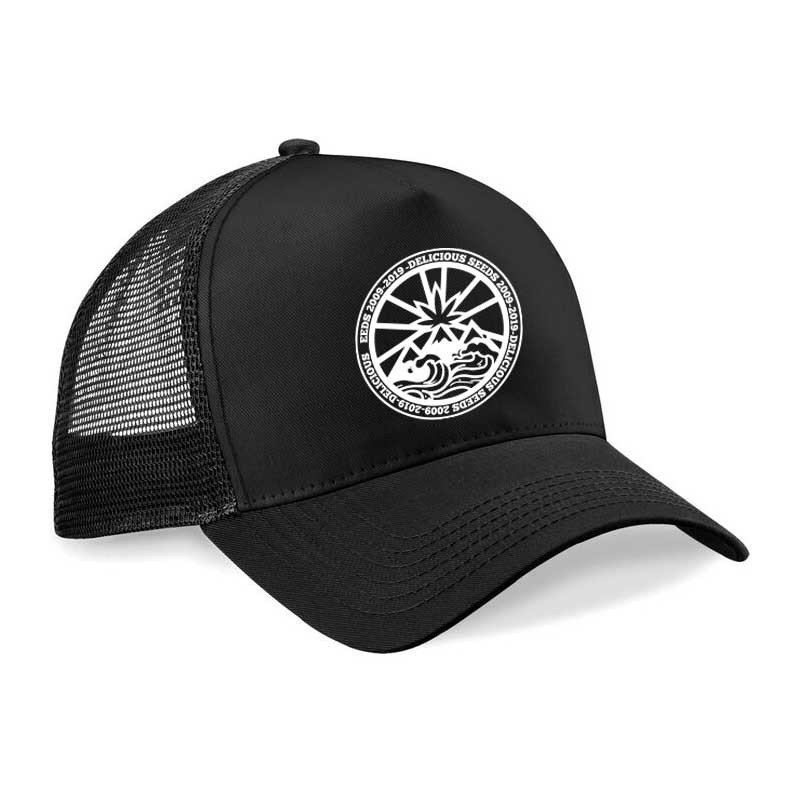 Black Cap - Delicious Seeds - Merchandising