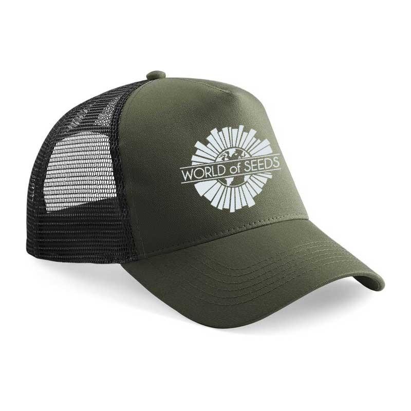 Cap - World Of Seeds - Merchandising