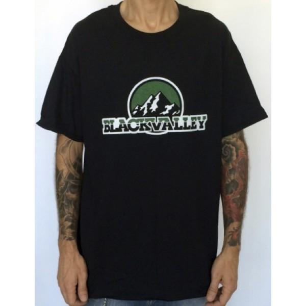 Camiseta Logo Black Valley - Merchandising - RipperSeeds