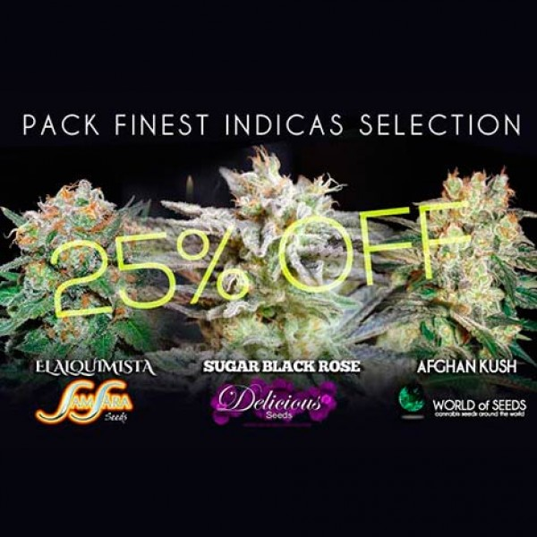 Finest Indica Selection - Root Catalog - Todos los Productos