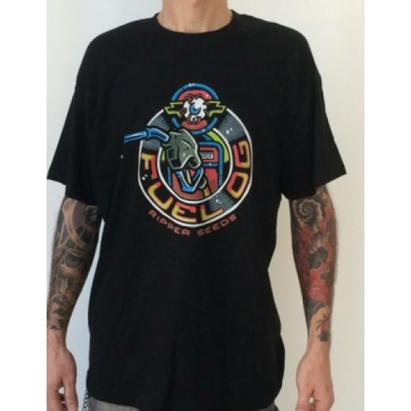 Camiseta Logo Fuel OG - Merchandising - RipperSeeds