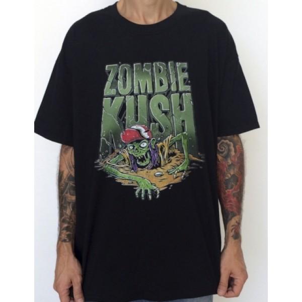 Camiseta Logo Zombie Kush - Merchandising - RipperSeeds
