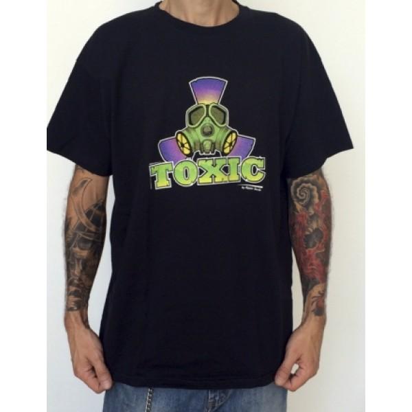 Camiseta Logo Toxic - Merchandising - RipperSeeds