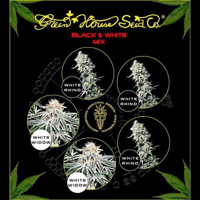 Black & White Mix