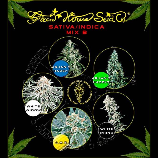 Sativa / Indica Mix B