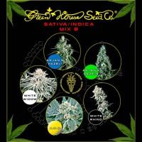 Purchase Sativa / Indica Mix B