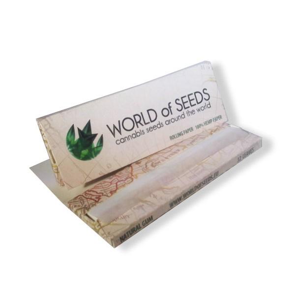 Papel de fumar (100% hemp) - Root Catalog - Tous les Produits