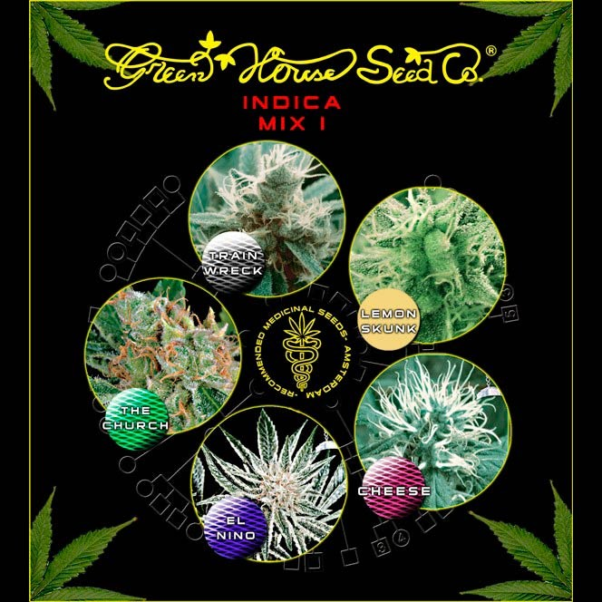 Indica Mix I  - Collections - GREENHOUSE