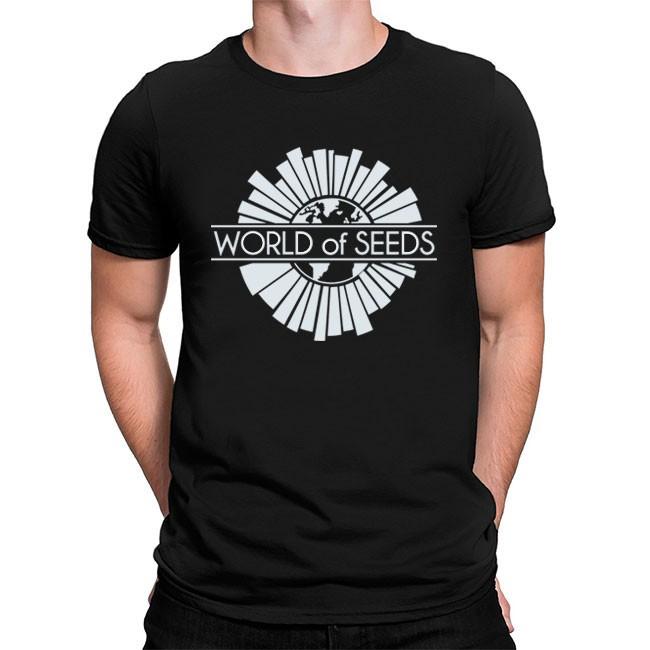 World of Seeds Tshirt - World Of Seeds - Merchandising