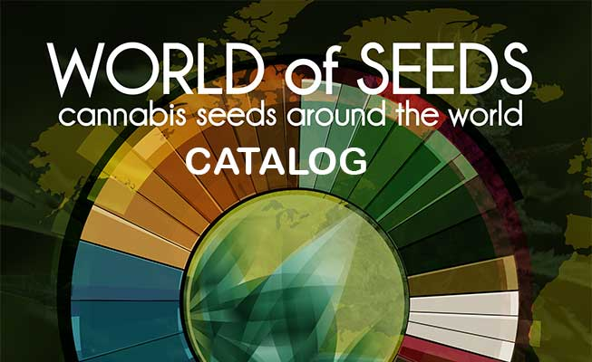 Cannabis seeds | Marijuana seeds | World Of Seeds