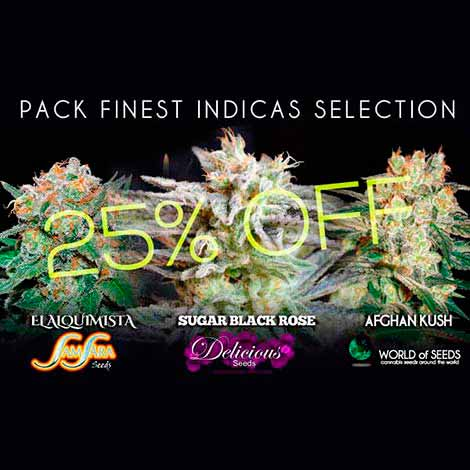 Finest Indica Selection