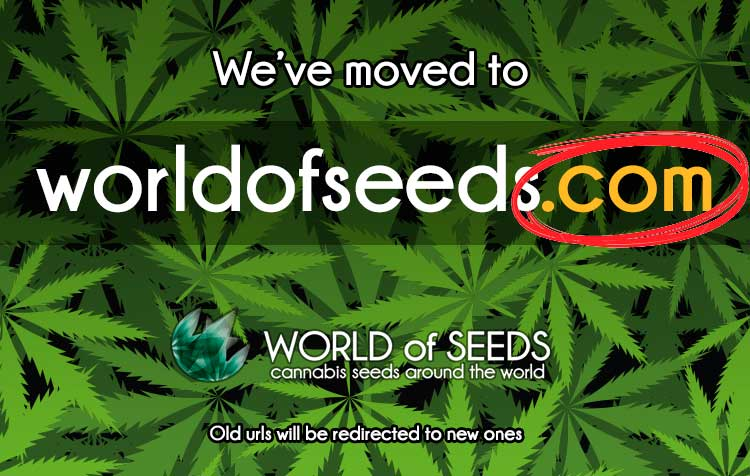 NEW DOMAIN WORLDOFSEEDS.COM