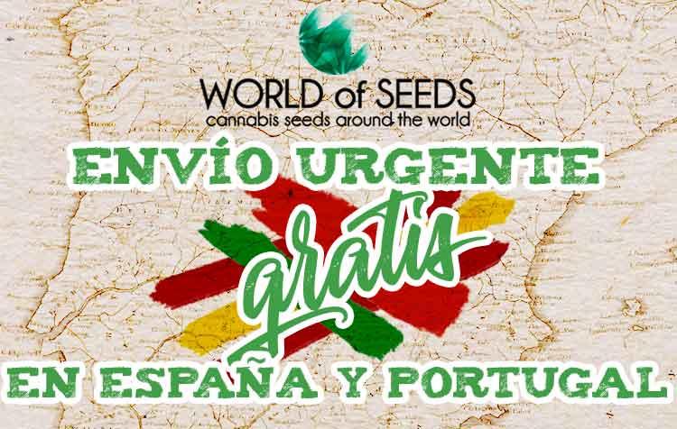 Envio Gratuito Spain & Portugal