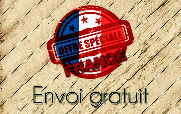 Envoi Gratuit France